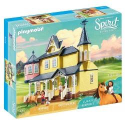 Playmobil 9475 Casa de Lucky