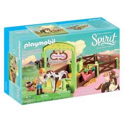 Playmobil 9480 Establo Abigail y Boomerang