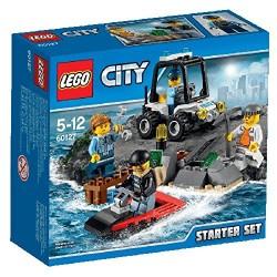 Lego 60127 Set de introducción: Prisión en la isla