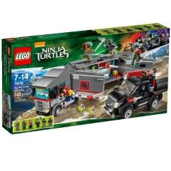 Lego 79116 - Fuga en el Camión a Través de la Nieve