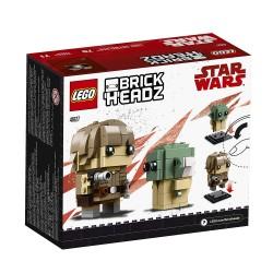 Lego 41627 Luke Skywalker y Yoda