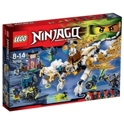 Lego 70734 Dragón del Maestro Wu