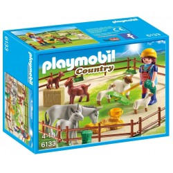 Playmobil 6133 Animales de la Granja
