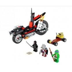 Moto Dragón de destructor