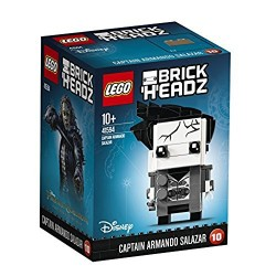 Lego 41594 Capitán Armando Salazar