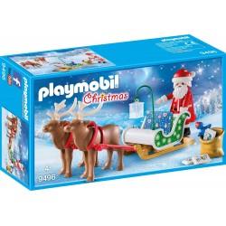 Playmobil 9496 Trineo de Santa