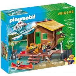 Playmobil 9320 Cabaña en el Lago