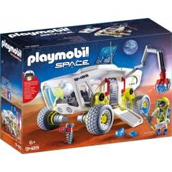 Playmobil 9489 Vehículo de Exploracción Marciano