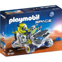 Playmobil 9491 Quad para Marte