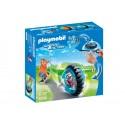 Playmobil 9204 Speed Roller Azul