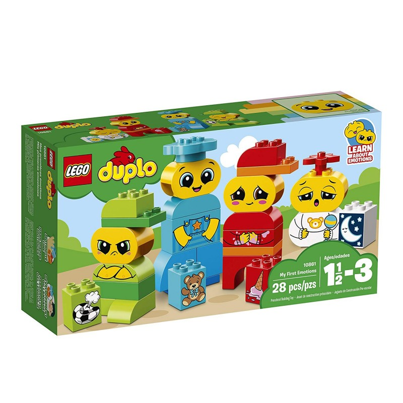Lego 10861 Mis primeras emociones