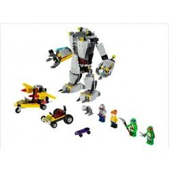El Robot Destructor de Baxter