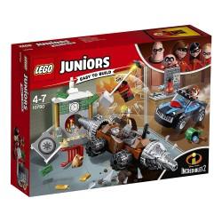 Lego 10760 Atraco al banco del Socavador