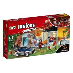 Lego 10761 Gran huida de casa