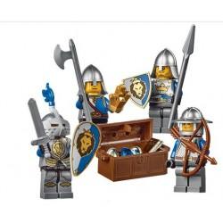 Caballeros del castillo