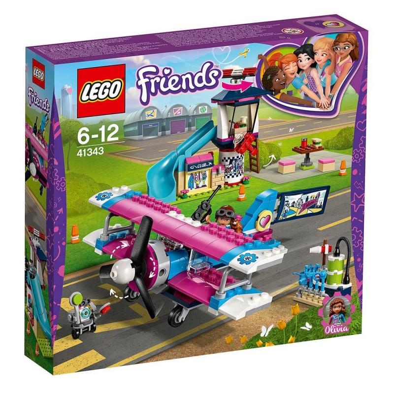 Lego 41343 Excursión en avión por Heartlake City