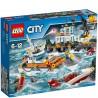 Lego 60167 Guardacostas: Cuartel general