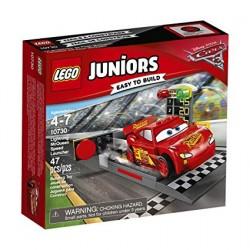 Lego 10730 Lanzador de Rayo McQueen