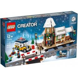 Lego 10259 Estación navideña