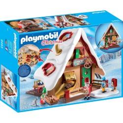 Playmobil 9493 La Casa de Navidad de Galletas