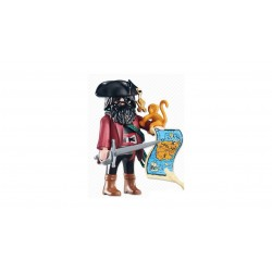 Playmobil 6433 Capitán Pirata