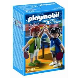 Playmobil 5197 - Tenis de Mesa