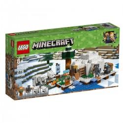 Lego 21142 El iglú polar