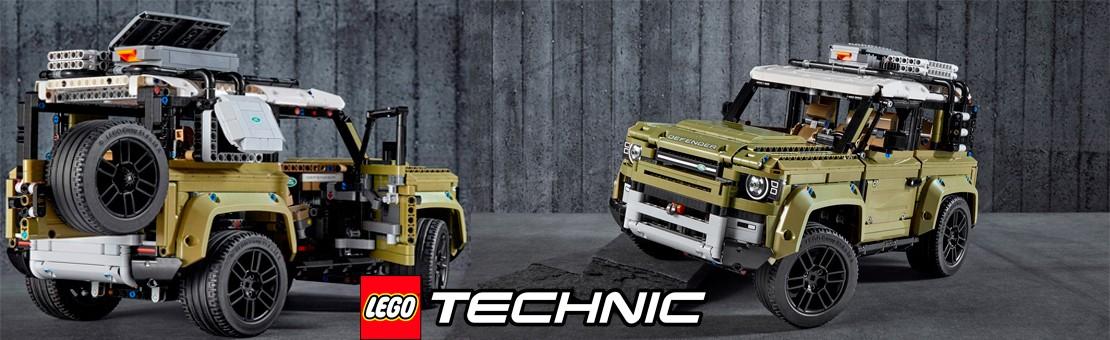 Lego 42099 Todoterreno Radical 4x4